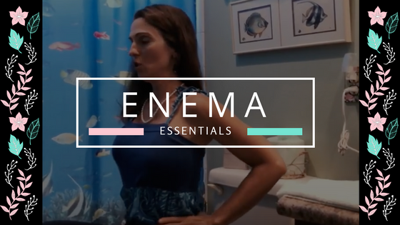 Highly Informative Video About Enemas And Why You Should Perform A Home Enema Before A Colon Hydrotherapy Session Health Leader Deborah Manzano Explains